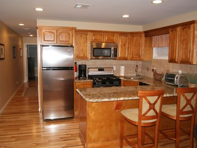 Photo for BRAND NEW Home - 4 Blocks from beach - L@@K!!!!