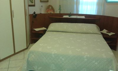 Photo for ideal for families. In a quiet area with all services.