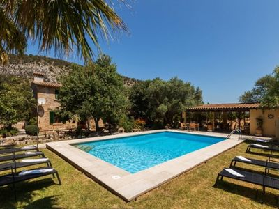 Photo for 4BR Villa Vacation Rental in Pollensa, Islas Baleares