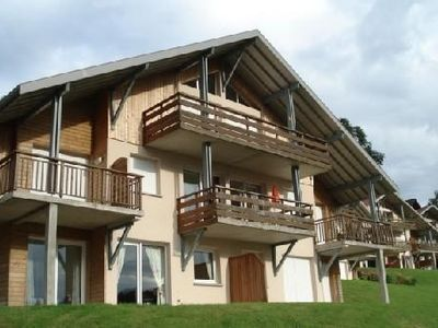 Photo for New apartment. in Gerardmer, in quiet residence with lake views.