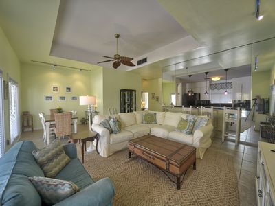 Duval Square Courtyard Condo is just steps from the action