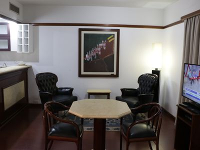 Photo for Apart-Hotel with 33sqm, with services, near Rua Oscar Freire and Av. Paulista.
