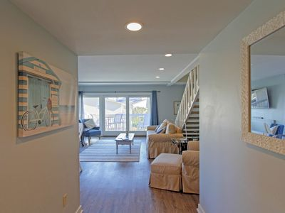 Photo for Great two-story condo in Wild Dunes with ocean views and beach access