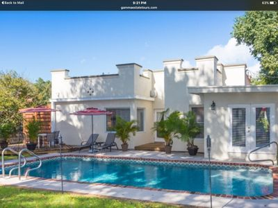Photo for Beautifully Restored Sarasota Pool Home  - Close to Town & Beaches!
