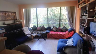 The Best Location In Jerusalem. German Colony 4 rooms Apartment