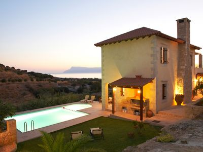 Photo for 4BR Villa Vacation Rental in Kaliviani