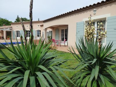 Photo for GUEST ROOMS WITH SWIMMING POOL CLOSE TO UZES