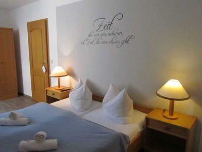 Photo for Double room no. 6 - Hotel Blücher Tet