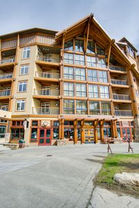 Photo for SKI IN/SKI OUT! IN THE HEART OF THE VILLAGE, TOP FLOOR WITH THE BEST VIEWS