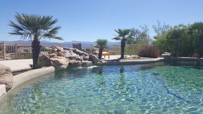 Photo for Luxury 3700 sqft Fountain Hills Home, peaceful setting,  Pool and Mountain Views