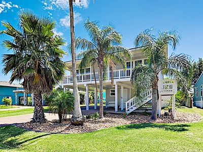 Photo for New Listing! Impeccable Coastal Gem w/ Pool, Deck & Kayaks- 3 Miles to Beach