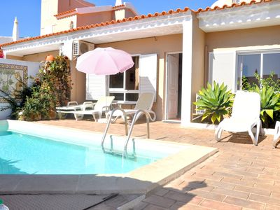 Photo for Cozy private pool townhouse within walking distance to The Old Village