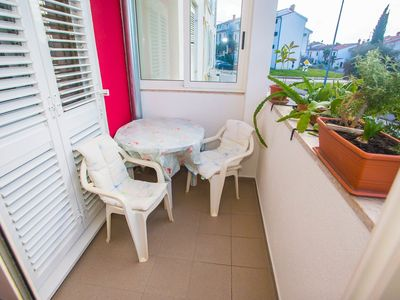Photo for Apartment Mirela only 300 m from the Beach