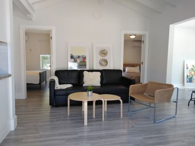 Photo for Close to beach-Downtown-Airport-Whole apt