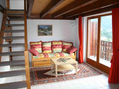 Photo for Bright and spacious apartment T4 in Châtel