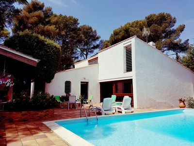 Photo for 5BR House Vacation Rental in Six-Fours-Les-Plages, Provence-Alpes-Côte-D'Azur