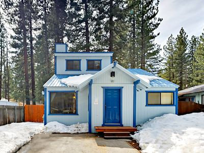 Photo for Cozy 2BR + Loft w/ Private Backyard – Close to the Lake & Heavenly