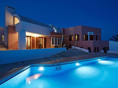 Photo for BlueVillas | Villa Topaz | Private pool with amazing view, ideal for events
