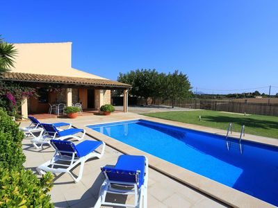 Photo for Finca Can Manuel at Can Picafort in Mallorca - Finca Can Manuel