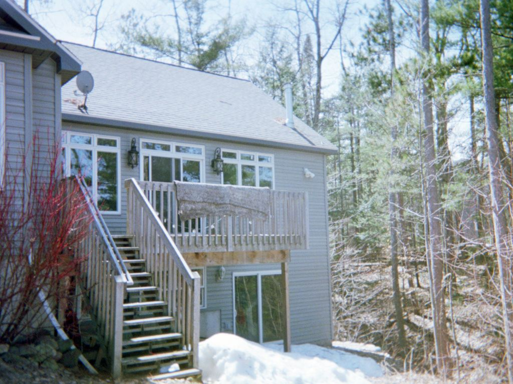 burt lake home on high banks vrbo