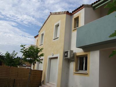 Photo for Villa With Terrace Garden, Upstairs Balcony And Shared Pool For Residents Only