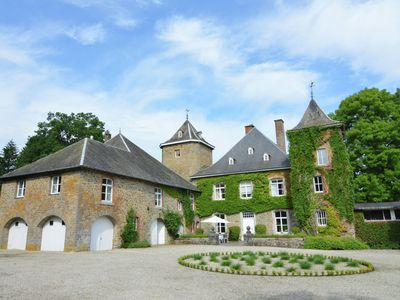 Photo for Cozy Castle in Bastogne with Jacuzzi