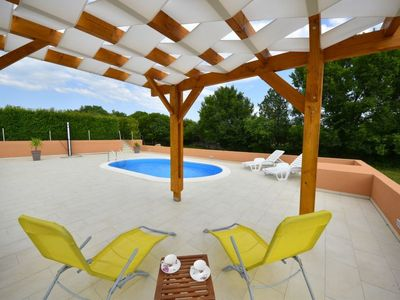 Photo for Vacation home Luka  in Novigrad ( Zadar), North Dalmatia - 4 persons, 2 bedrooms