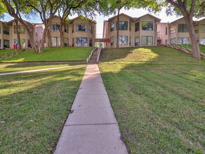 Photo for Condo on the Comal - Riverfront Getaway! Close to Schlitterbahn and Downtown!