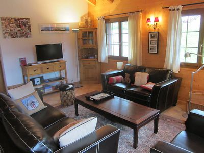 Photo for Vacation home Mamakylé in Ovronnaz - 4 persons, 2 bedrooms
