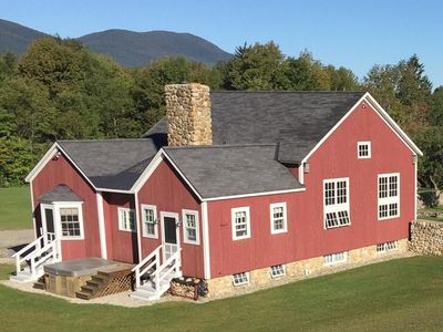 Photo for Historic Renovated Barn at Boorn Brook Farm - Manchester Vermont