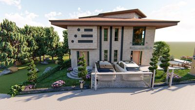 Photo for Villa15 Mavi-Konak (Blue Mansion) Elegant Luxury Eco Villa