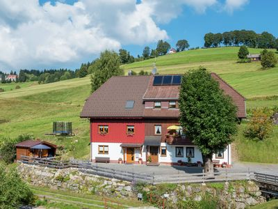 Photo for Apartment with balcony in a Black Forest house at the foot of the Feldberg