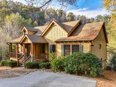 Photo for Beautiful Mountain Cottage in Bear Lake Reserve