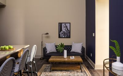 Photo for Sonder | The Baronne | Beautiful 1BR + Laundry