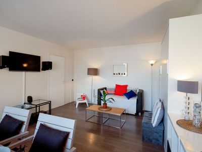 Photo for Apartment Clair in Deauville-Trouville - 2 persons, 1 bedrooms