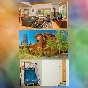 Photo for Donner Sandbar_Pets +Basketball Shot, Toys & Amenity Pass(Gym/Pool/HotTub/Sauna)