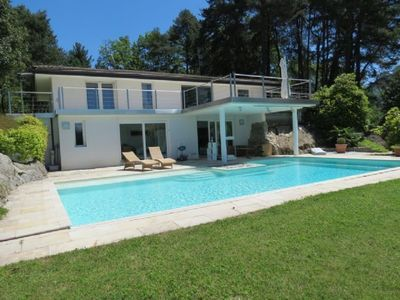Photo for Villa Violetta in Luino with pool and garden