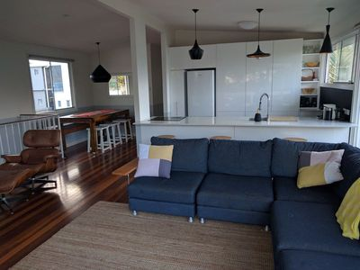 Photo for 2 Story Beach House - 50m to Beach & Cafes - Pet Friendly