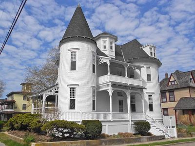 Photo for Aunt Anne's Cottage - Historic Victorian in the Heart of Cape May