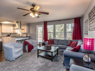 Photo for 4B - 4 Bedroom Contemporary w/2 Living Rooms