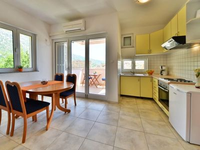 Photo for Apartment Golub in Karlobag - 4 persons, 1 bedrooms