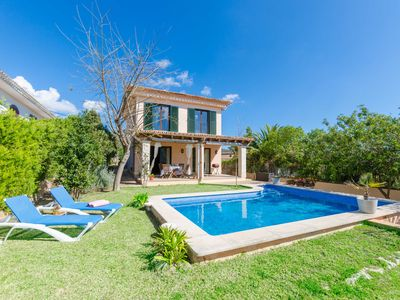 Photo for YourHouse Mofares - Andratx Impressive Villa for 6 guests