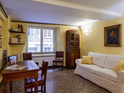 Photo for 1BR Apartment Vacation Rental in Genoa