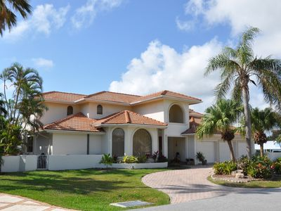 Photo for LARGE LUXURY WATERFRONT HOME IN DELRAY BEACH with Heated Pool