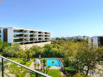 Photo for ⭐ Luxury Marina Apt w/ Outside Pool & Garden