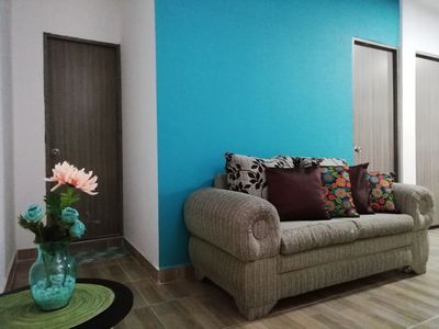 Photo for Cozy and new apartment in 2nd floor (203). Near to Beach and downtown