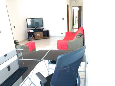 Photo for Guarulhos vacation apartment rental great location near Gru- airport.