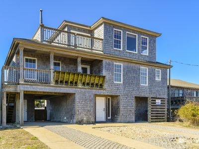 Photo for Semi Ocean Front in Nags Head NC with Private Pool!