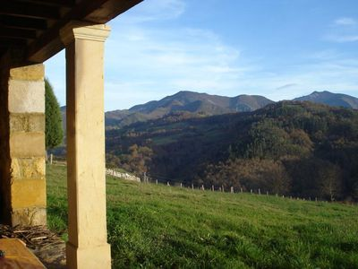 Photo for Holiday house Arenas de Beloncio for 6 persons with 3 bedrooms - Farmhouse