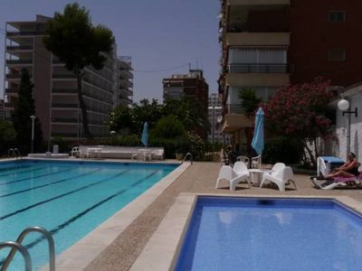 Photo for Centre of Benidorm, 5-minute walk from the beach